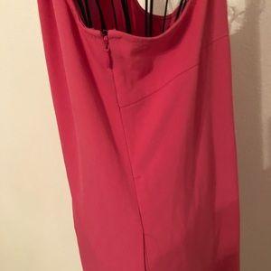 Banana Republic Dresses - Banana Republic pretty in pink halter back Sz 8